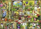 Rav-194988 , The gardener`s cupboard - collin thompson - puzzel ravensburger - 1000 - 70x50