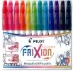 , Viltstift PILOT SW-FC Frixion assorti 0.4mm