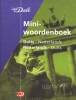 <b>Van Dale miniwoordenboek Duits</b>,Duits - Nederlands en Nederlands - Duits handig in &eacute;&eacute;n band