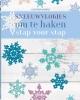 <b>Caitlin  Sainio</b>,Sneeuwvlokjes om te haken - stap voor stap