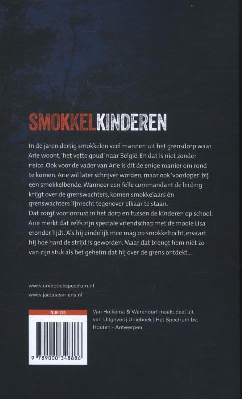 Jacques Vriens,Smokkelkinderen