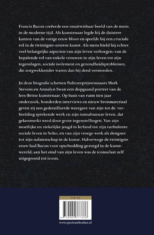 Mark Stevens, Annalyn Swan,Francis Bacon: Openbaringen