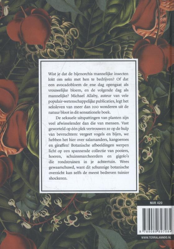 Michael Allaby,Plantenliefde