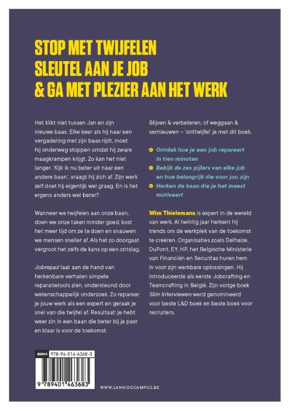 Wim Thielemans,Jobrepair