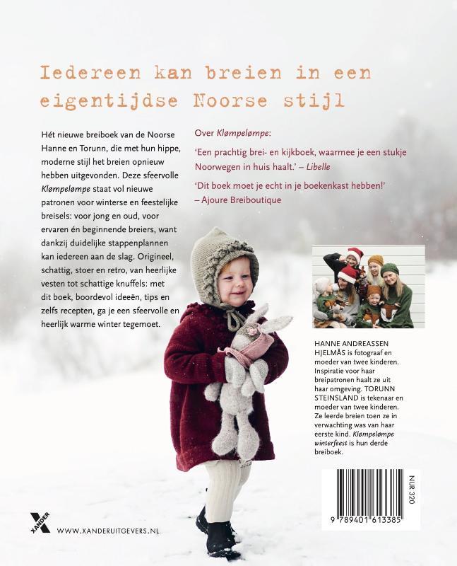 Hanne Andreassen Hjelmas, Torunn Steinsland,Klømpelømpe Winterfeest