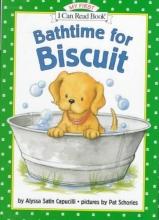 Capucilli, Alyssa Satin Bathtime for Biscuit