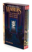 Hunter, Erin Warriors Manga Box Set