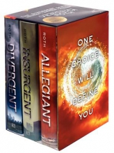 Roth, Veronica Divergent Series Complete Box Set