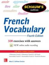 Mary E. Coffman Crocker Schaum`s Outline of French Vocabulary