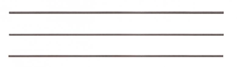 , Potloodstift Cross 0,7mm blister à 15stuks
