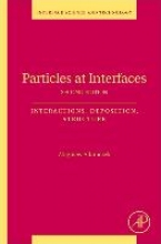 Adamczyk, Zbigniew Particles at Interfaces