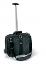 , Laptoptas Trolley Kensington Contour 17 zwart