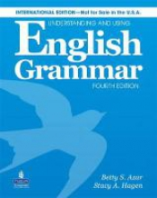 Azar, Betty Schrampfer Understanding & Using Engl Grammar Internat`l SB w/AudioCD;