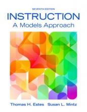 Estes, Thomas H.,   Mintz, Susan L. Instruction