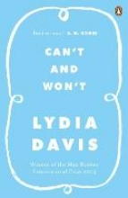 Davis, Lydia Can`t and Won`t
