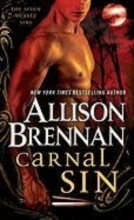 Brennan, Allison Carnal Sin