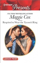 Cox, Maggie Required to Wear the Tycoon`s Ring