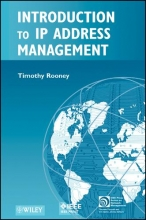 Rooney, Timothy Introduction to IP Address Management