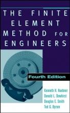 Huebner, Kenneth H. The Finite Element Method for Engineers