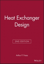 Fraas, Arthur P. Heat Exchanger Design