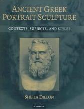 Dillon, Sheila Ancient Greek Portrait Sculpture