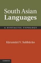 Karamuri. V. Subbarao South Asian Languages