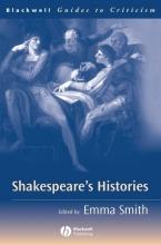 Smith, Emma Shakespeare`s Histories