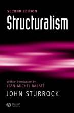 Sturrock, John Structuralism