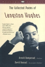 Hughes, Langston The Collected Poems of Langston Hughes
