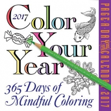 Color Your Year 2017 Page-A-Day Calendar