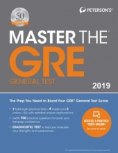 Peterson`s Master the GRE General Test 2019