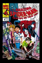 Marvel Comics Group Spider-man Fights Substance Abuse
