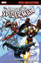 Michelinie, David,   Milgrom, Al Amazing Spider-Man Epic Collection