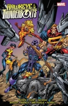 Busiek, Kurt,   Casey, Joe,   Nicieza, Fabian Hawkeye & The Thunderbolts 1