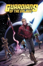 Bendis, Brian Michael Guardians of the Galaxy 5