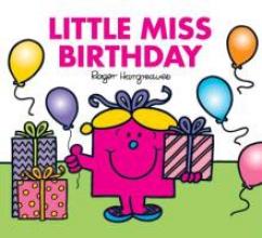Hargreaves, Roger Little Miss Birthday
