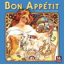 Bon Appetit 2017 Calendar
