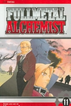 Arakawa, Hiromu Fullmetal Alchemist 11