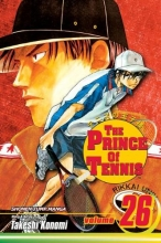 Konomi, Takeshi The Prince of Tennis, Volume 26