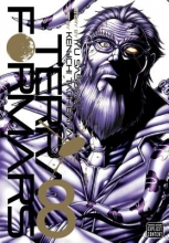 Sasuga, Yu Terra Formars 8