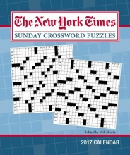 The New York Times The New York Times Sunday Crossword Puzzles Weekly Planner Calendar