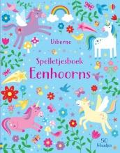 , Spelletjesboek Eenhoorns