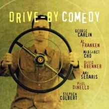 Brenner, David Drive-By Comedy