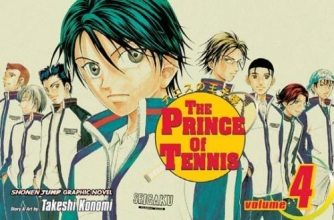 Konomi, Takeshi  Konomi, Takeshi,   Jones, Gerald,   Jones, Gerald The Prince Of Tennis 4