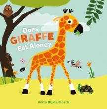 Bijsterbosch, Anita Does Giraffe Eat Alone?