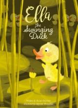 Suzan  Overmeer Ella the swinging duck