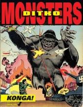 Gill, Joe Ditko`s Monsters