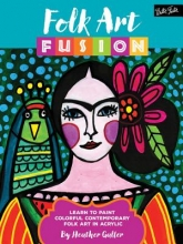 Heather Galler Folk Art Fusion