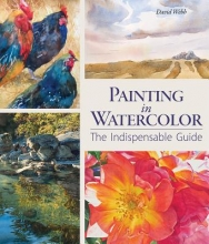 Webb, David Painting in Watercolor