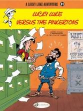Pennac, Daniel Lucky Luke Versus the Pinkertons